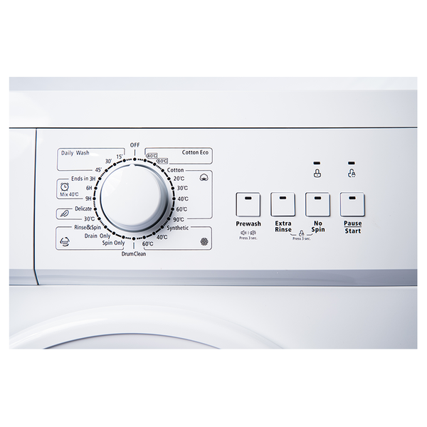 Midea 5KG E-Series Front Loader Washing Machine DMFLW50 - Midea | Home Appliances New Zealand