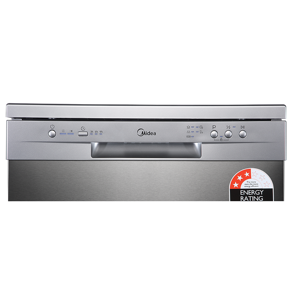 [Essential item] Midea14 Place Setting Dishwasher Stainless Steel JHDW143FS - Mideanz