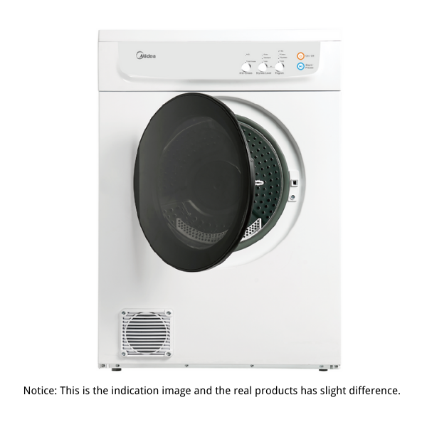 Midea 7KG Vented Dryer MDR70-VR031 - Midea | Home Appliances New Zealand