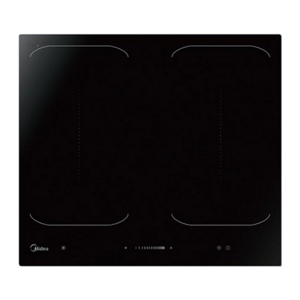 [Essential item] Midea 60cm Freezone Induction Cooktop MC-IF7222CCD - Mideanz