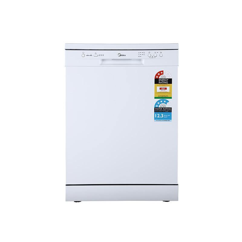 Midea 14 Place Setting Dishwasher White  JHDW143WH - Midea | Home Appliances New Zealand