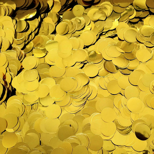 Metallic Gold Party Confetti