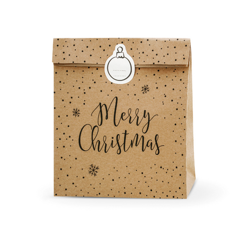 Eco Christmas Gift Bag | Proper Confetti