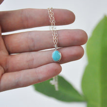 Load image into Gallery viewer, Turquoise Pendant #4