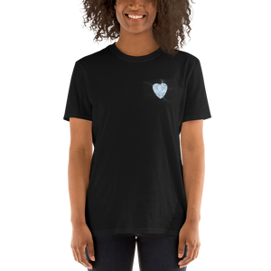"""Heart on Ice"" T-Shirt - Sk1wvlkr Apparel"