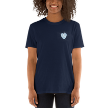 "Load image into Gallery viewer, ""Heart on Ice"" T-Shirt - Sk1wvlkr Apparel"