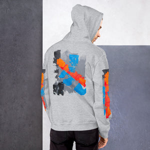 Abstract Exotics Hoodie - Sk1wvlkr Apparel