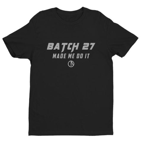 Batch Made Me Do It Tee (Unisex)