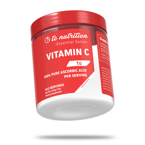 TC Essential Series - Vitamin C 100% Ascorbic Acid