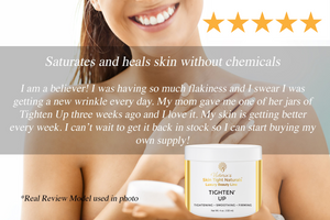 Tighten Up skin tightening cream review