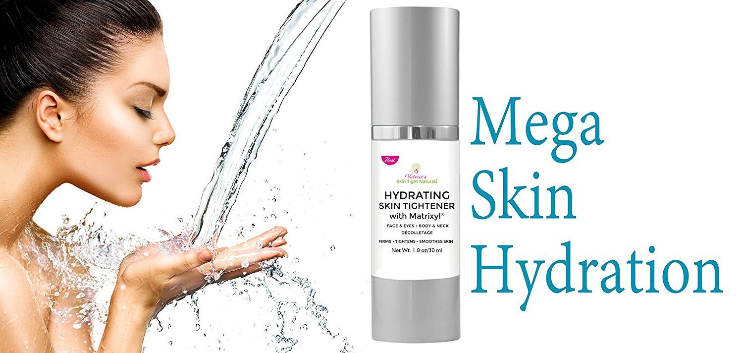 hydrating skin tightening matrixyl