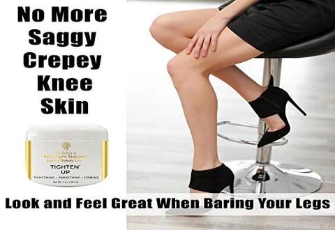 tighten thigh skin dimples
