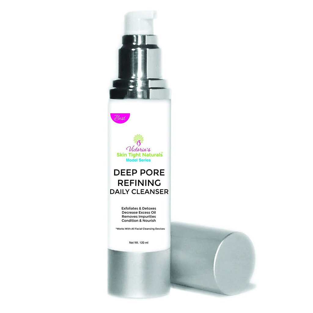 Deep Cleaning Pore Refining Face Cleanser