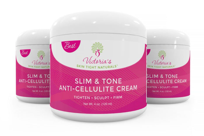 slims tones best cellulite detoxing fat burning cream