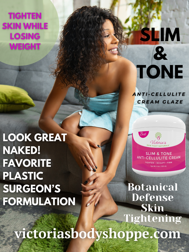Best Natural Cellulite Removal Cream For Detoxing, Toning, Firming,  Reshaping Thighs, Butt, Abs, and Arms