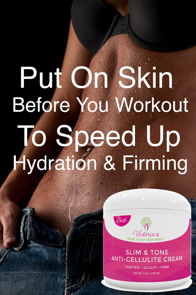 gym sweat slims tones best cellulite detoxing fat burning cream
