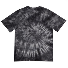 Load image into Gallery viewer, Peace Tie - Dye Tee - Black - Mossimo Authentic