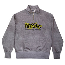 Load image into Gallery viewer, Relaxed Funnel Zip Sweatshirt - Grey - Mossimo Authentic
