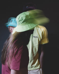 Bucket Hat - Lime