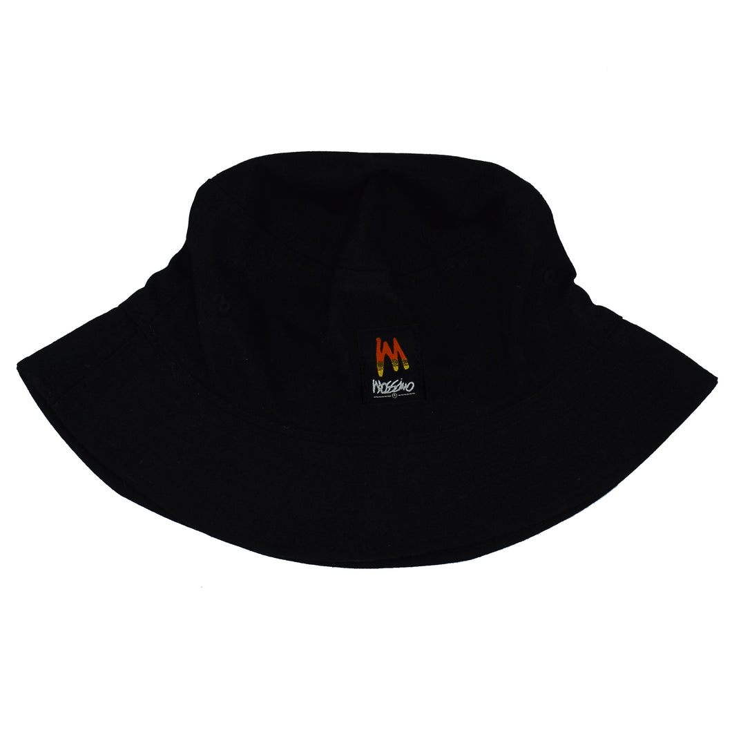 Bucket Hat - Black - Mossimo Authentic