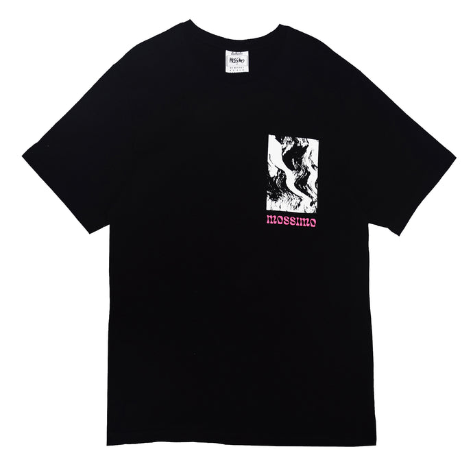 Tee with Back Print - Black - Mossimo Authentic
