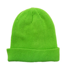 Load image into Gallery viewer, Classic Logo Beanie - Green