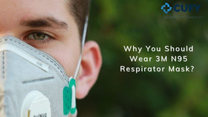 Why You Should Wear 3M N95 Respirator Mask?
