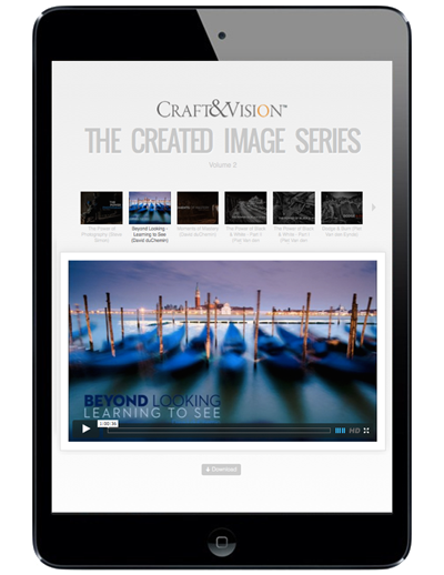 THE CREATED IMAGE (VOL.02)