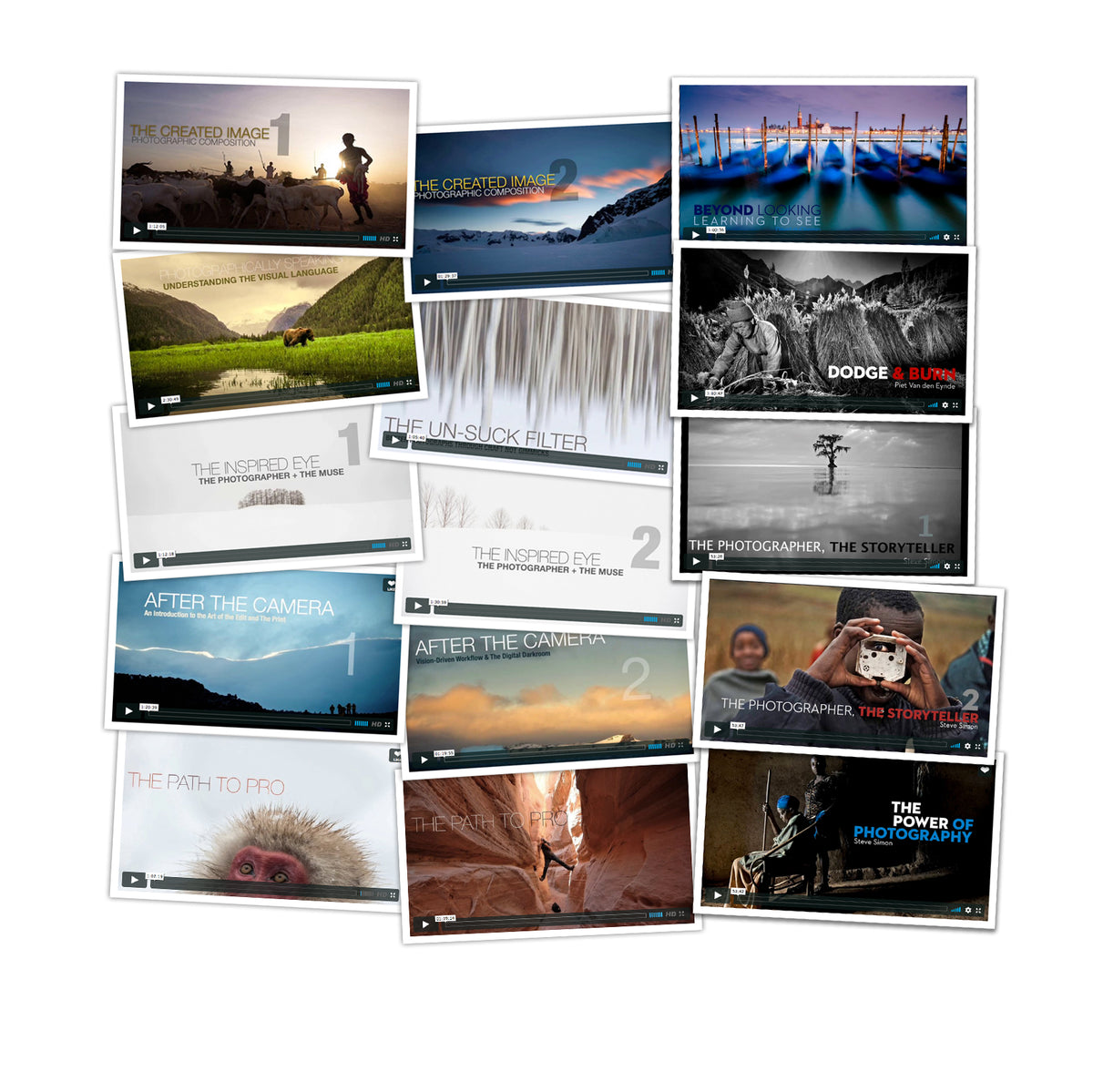 THE CREATED IMAGE BUNDLE