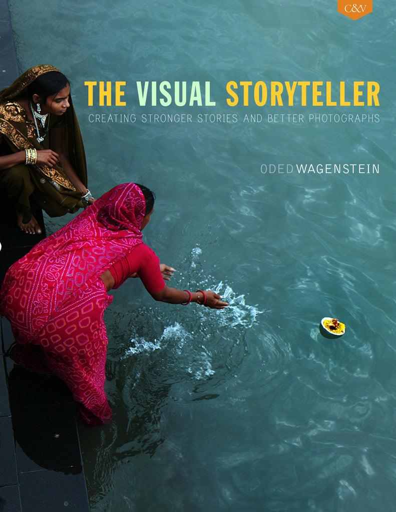 THE VISUAL STORYTELLER