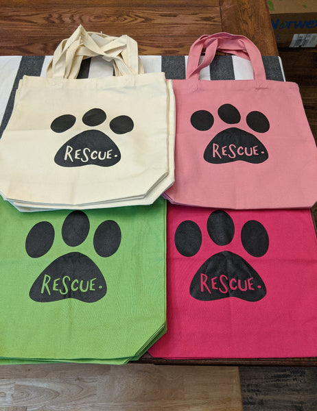 Rescue Tote Bag