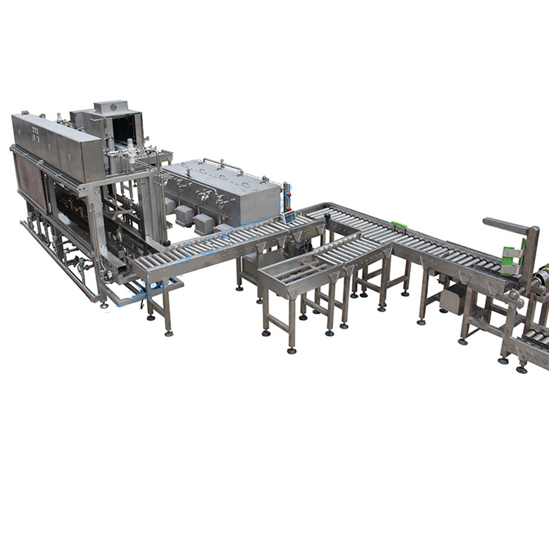 Automatic Keg Washing And Filling Line