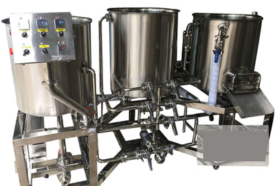 Homebrew Style Brewhouse Complete Set