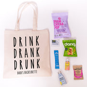 Drink Drank Drunk Canvas Tote Online