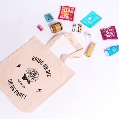 Bride Or Die Gift Tote