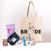 Bride Tribe Canvas Tote Set