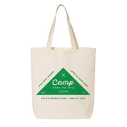 Buy Camp Over The Hill Canvas Tote online