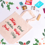 That Holiday Feeling - Gift Totes