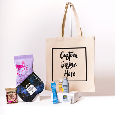 Your Logo Canvas Tote
