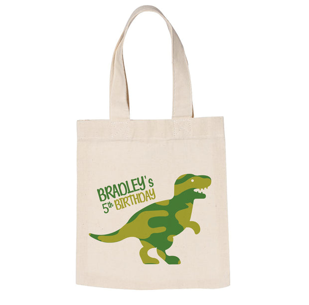 Dino Kids Mini Tote