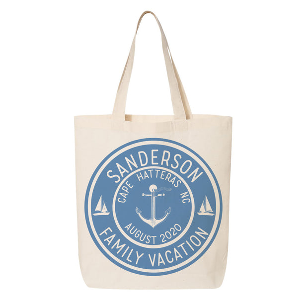 On The Cape Family Reunion Tote