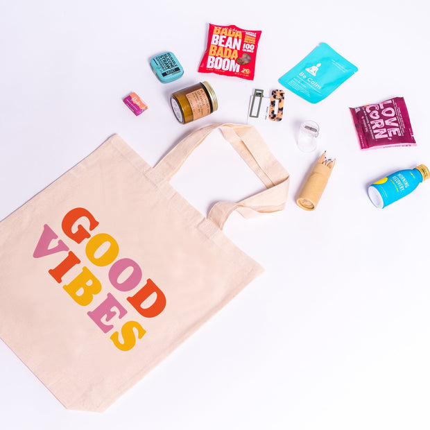 Good Vibes Gift Tote online