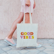Good Vibes Gift Tote for perfect gift