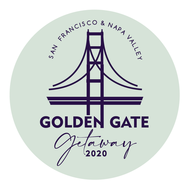 Golden Gate Getaway Kraft Tote