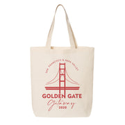 buy Golden Gate Getaway Canvas Tote online
