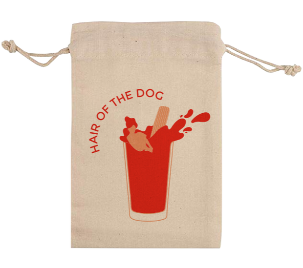 Hair of The Dog Recovery Kit pouch
