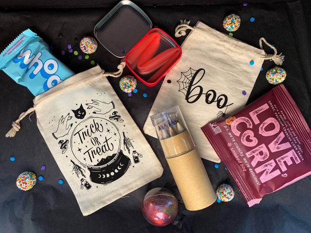 Trick or Treat Bags - Potion