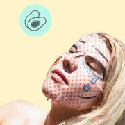 Face It Pop Art Face Mask Online