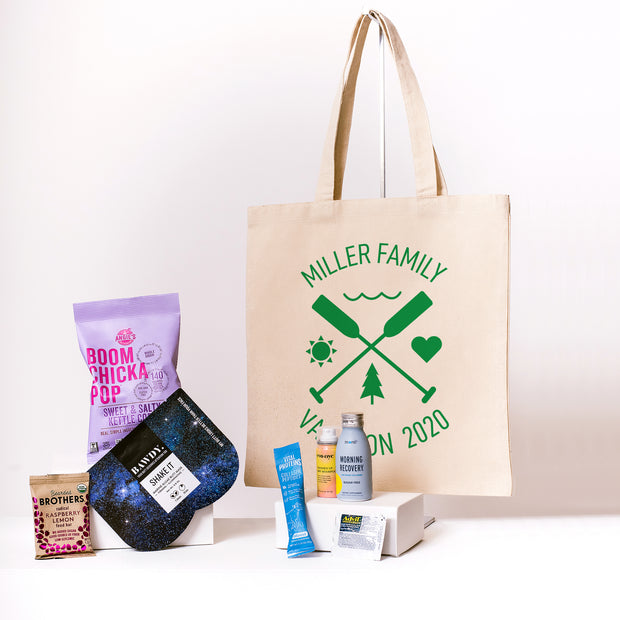 Camp Family Reunion Tote