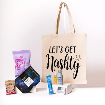 Let's Get Nashty Tote